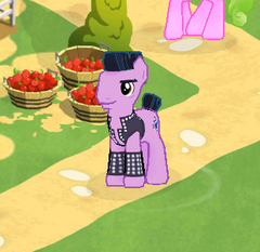 Coloratura's Breakdancer Character Image