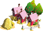 Small Barns