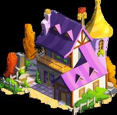 Hearth's Warming House