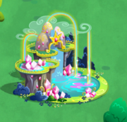 Mystical lagoon