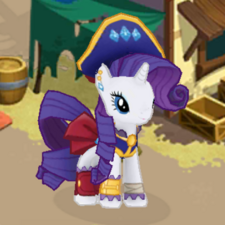 Pirate Rarity