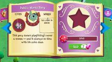 Public Works Pony album page