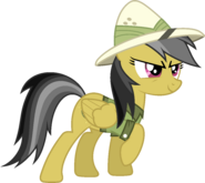 Daring Do vector