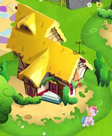 Fillies playhouse
