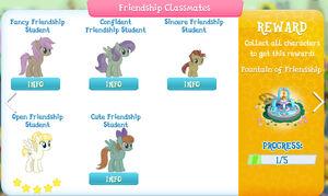 Friendship Classmates