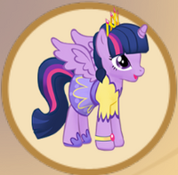 Twilight Twinkle Icon