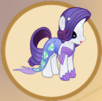 Mermaid Rarity Outfit