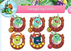 Changeling castle residence