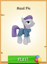 Maud Pie unlocked