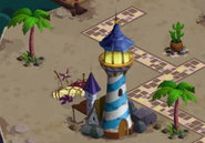 Klugetown lighthouse