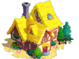 Spirits' House