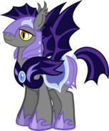 Princess Luna's Royal Guard vector