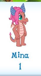 Mina inventory