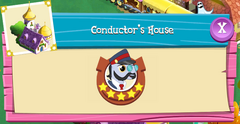 Conductor's House residents