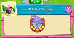 Trixie's Caravan residents
