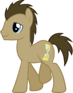 Dr. Hooves vector