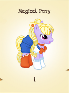 Magical Pony Inventory