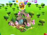Crystal Mine Game