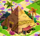 Somnambulan pyramid