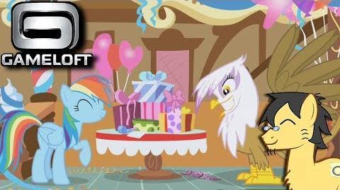 ¿Cómo usar Códigos de REGALOS? 2017 - 2018 My Little Pony Friendship is Magic Gameloft MLP