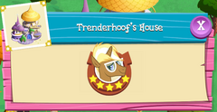 Trenderhoof's House residents