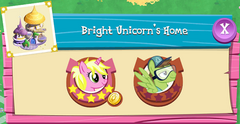 Bright Unicorn's Home Residents Image