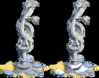 Discord Statue