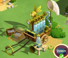 Pest Control Pony's Wagon
