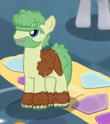Prehistoric Pony