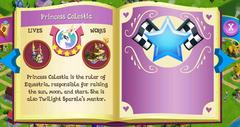 Princess Celestia album