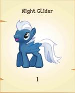 Night Glider Inventory