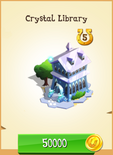 Crystal Library Store Unlocked