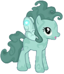 Cute Umbrum Character Image