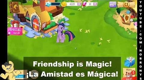 Twilight Sparkle's phrases Frases de Twilight Sparkle. My Little Pony Friendship is Magic, Gameloft