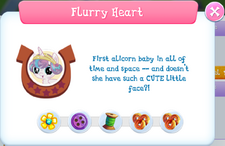 Flurry Heart Album Description