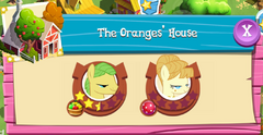 The Oranges' House Residents
