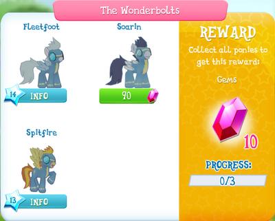 Soarin | The My Little Pony Gameloft Wiki | FANDOM powered by Wikia