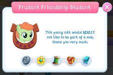 Prudent Friendship Student description
