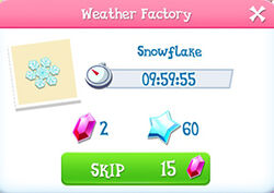 Weather factory snowflake1