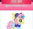 Retro Fluttershy