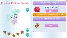 Crystal chalice trader album