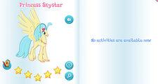 Princess skystar album