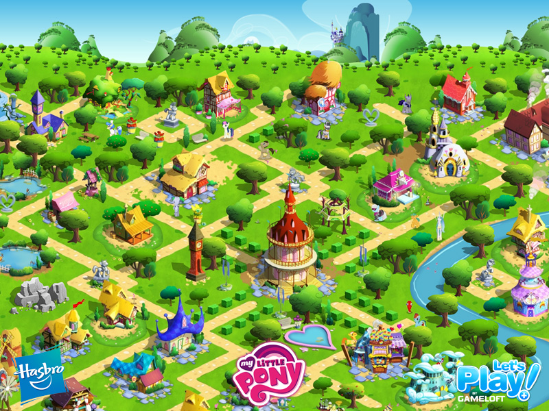 image create your own ponyville small jpg the my little pony