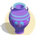 Crsyalling vase