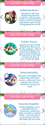 Limited Time Story tutorial