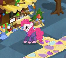 Jokester Pinkie