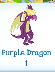 Purple dragon inventory