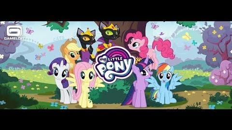 20 FREE GEMS - MAY 2018 - My Little Pony Friendship is Magic - GAMELOFT - 20 Gemas Gratis Mayo 2018