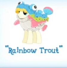 """""""Rainbow Trout"""" inventory"""