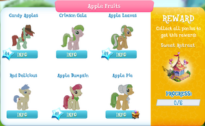 Apple Fruits